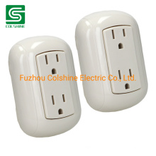Us Wall Outlet Duplex Receptacle Wall Sockets