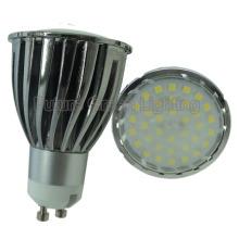 Proyector de GU10 LED 6.5W 600lm 24PC 2835SMD LED (GU10AA2-36S2835)