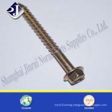 Asme Standard High Strength Hex Flange Screw