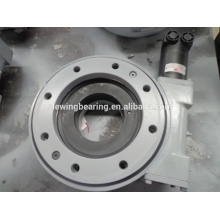 1 worm slewing turntable drive for slewing machine and solar tracking