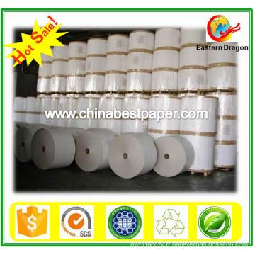 Papier offset grand format de bobine