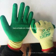 10-Контактный перчатки Нитрила промышленные перчатки работы