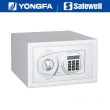 Safewell 20cm Height Ebd Panel Electronic Safe for Office
