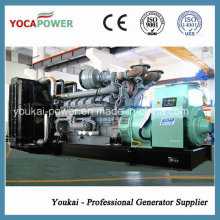 1200kw / 1500kVA Pequeño generador diesel de la energía del motor diesel Generación diesel de la generación de energía