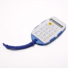 Small White Calculator