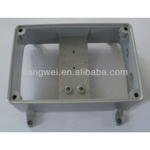 custom design aluminum alloy molds