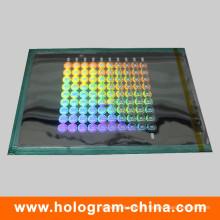 Custom 2D/3D Security Laser Holographic Master