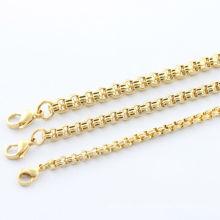 La dignidad del collar de la manera 2014 y la joyería alta del collar del collar del acero inoxidable del collar de gama alta de la alta calidad del collar