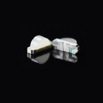 SMD 1204RGB LED 3.2mm * 1.5mm * 1.0mm 확산 렌즈