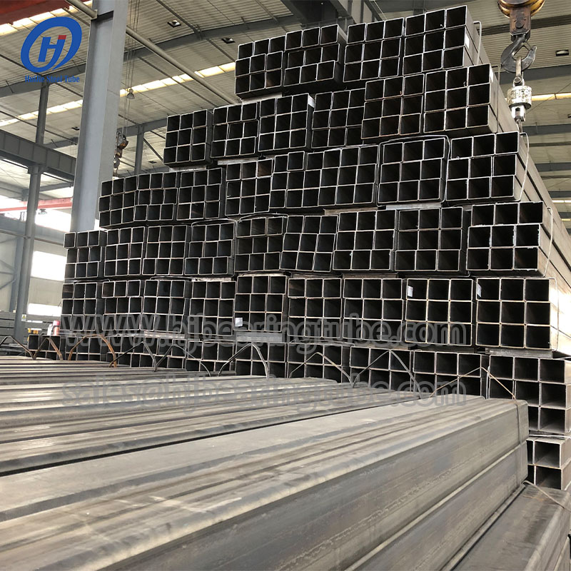 hot finished hollow section steel tubing