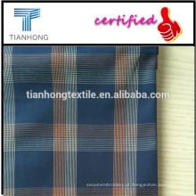 Tela 100% de algodão fio tingido tecido/manta Fabrice LV