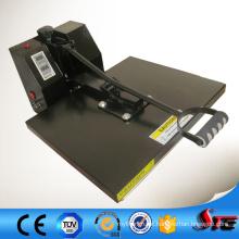 CE SGS aprovado máquina da imprensa do calor plana
