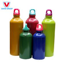 Botella de agua de aluminio al por mayor de 750 ml