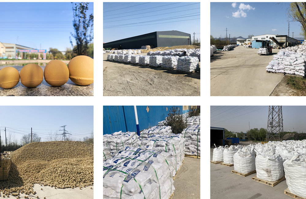 Application Industrial White Alumina Ceramic Ball