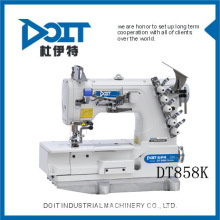botton hemming interlock sewing machine DT F858K