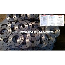 Plate flange EN1092-1 Type 01 DIN UNI