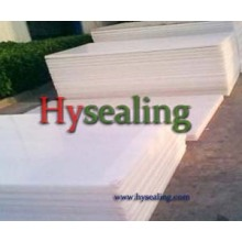 Nylon Sheet with White Blue Color