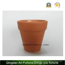 Porte-bougie en céramique en argile Outdoornatural-Medium