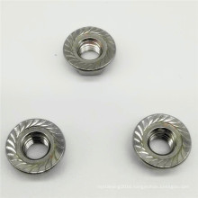 Bolt Serrated Hex Metal Lock Flange Nut