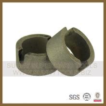 Fast Frilling Diamind Core Drill Bit Crown Shape Segment