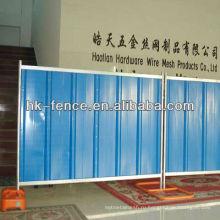 2.0 м Высота стройке синий цвет временную панель Накопительство забор