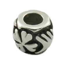 Perles en métal personnalisées / Pendentifs avec logo