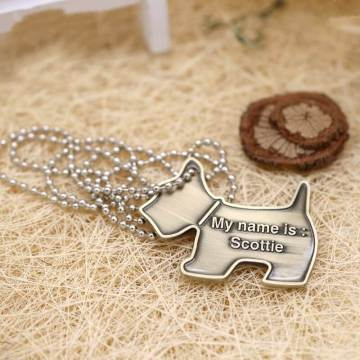 Metal Pet ID Tags Custom Dog Tag