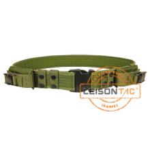 Polícia militar Cinto de trabalho Padrão ISO de nylon com bolsas (JYPD-NL24B)