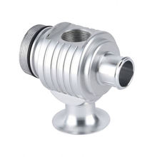 OEM high quality aviation spare cnc precision machining engine parts for excavator