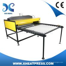 Sublimação Offset Print, Máquina de impressão de sublimação de calor grande, Máquina de impressão têxtil