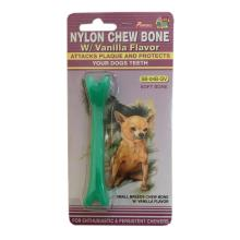 Vanille Duft kleines weiches Nylon Dog Chew Toy