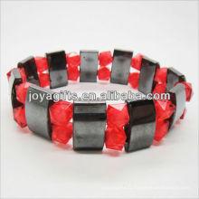 01B5002-3 / Nouveaux produits pour 2013 / hematite spacer Bracelet en bijoux bracelet / Hematite Bracelet / Hematite Magnétique