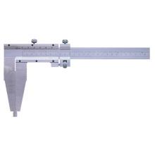 Compasso de calibre vernier 4 com ajuste fino