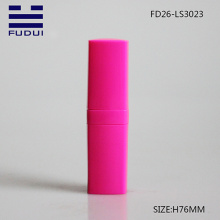 New mold pink square lipstick tube