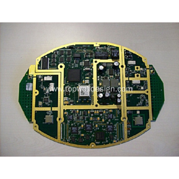 Double sided PCBA assembly PCB board SMD service