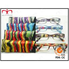 Lunettes de lecture de lunettes en plastique pour dames (MRP21677)