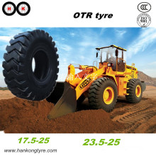 Neumático OTR, neumático industrial, 17.5-25tyre, 23.5-25tyre