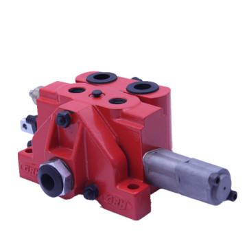válvula hidráulica para caminhão betoneira