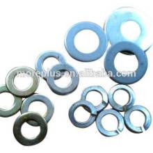 M2.3X4.3X0.7 black znic plating spring steel washer