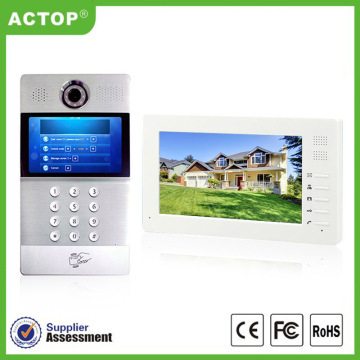 Sistem Interkom Video IP Apartemen