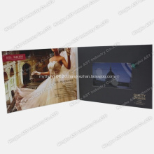 Video Invitation Card, Video Advertising Card, Video Booklet