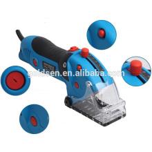 85mm 600W Multifunktions-Power Mini-Rund-Säge-Kit Elektrische Multi-Master Oszillierende Werkzeuge