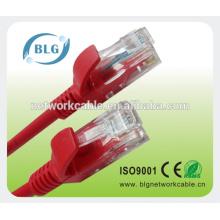 Кабель 2m 3m 5m lan Cat5 / cat5e / cat6 соединительный кабель