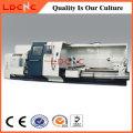 Máquina de torno CNC horizontal industrial de gran diámetro para la venta Ck61100