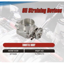 Oil Straining Device Throttle Body