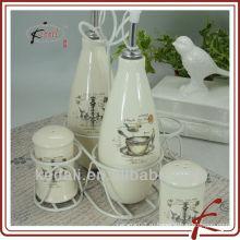 Керамические бутылки для оливкового масла