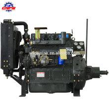 ensemble de pompe d'irrigation de moteur diesel de vente chaude, moteur diesel automatique de bonne qualité