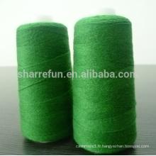 fil de laine de mouton chinois super fine 2 / 26nm