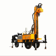 cheap Small full portable pneumatic water well DTH drilling rig machine wholesale