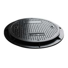 Anti-Theft SMC Composite Fiberglass Plastic Manhole Cover